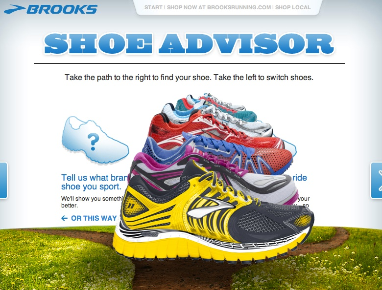Brooks Shoe Guide copy